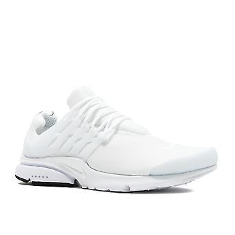 نايكي الهواء المعزوفة الأساسية 'الأبيض الثلاثي' أحذية-848187-100-