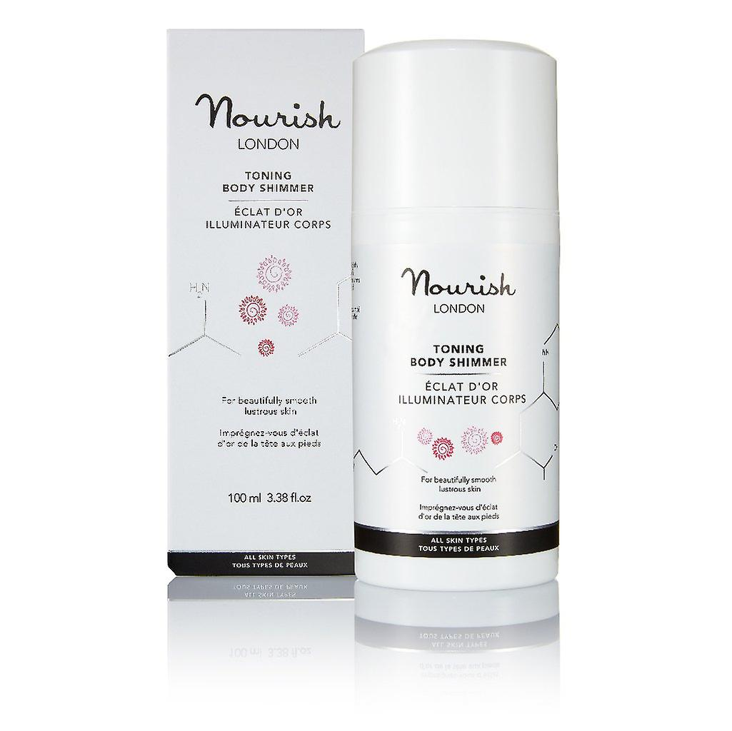 Nourish Skin Range Toning Body Shimmer