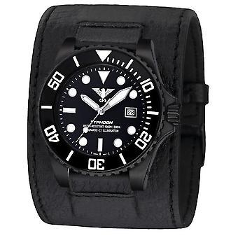KHS heren horloge KHS. TYBSA. LK Automatic, het horloge van de duiker