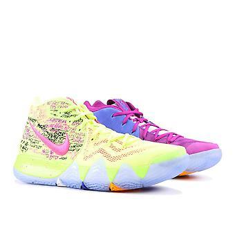 Kyrie 4 (Gs) 'Multicolor' - Aa2897-900 - sapatos