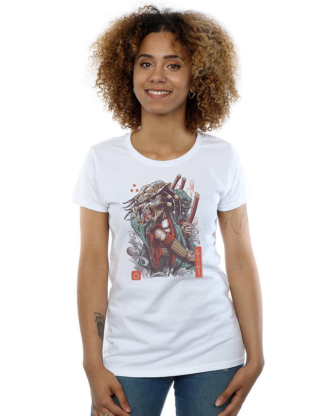 Vincent Trinidad Women's Samurai Predator T-Shirt