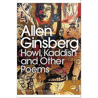 Howl - Kaddish och andra Poems av Allen Ginsberg - 9780141190167 bok