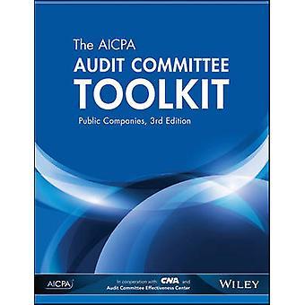 Das AICPA Audit Committee Toolkit - Aktiengesellschaften von AICPA - 978194