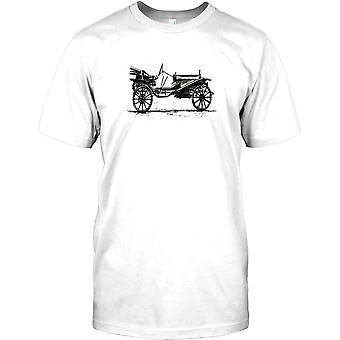 Vintage Hupmobile 1920 Classic Car barn T Shirt