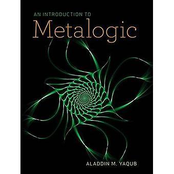 En introduktion till Metalogik av Aladdin M. Harald - 9781554811717 bok