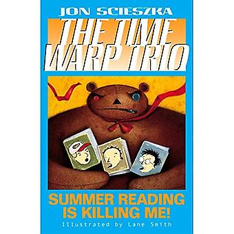 Summer Reading Is Killing Me! (Time Warp Trio) R/I (Time Warp Trio (Puffin Paperback))