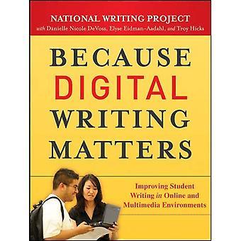 Perché la scrittura digitale conta: Migliorare la scrittura dell'allievo in ambienti Online e multimediali
