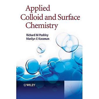Angewandte Kolloid und Oberflächenchemie