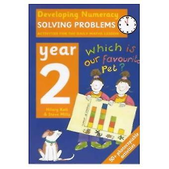 Desenvolvimento de numeracia - ano 2: Resolução de problemas