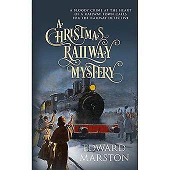 Um mistério de trem de Natal