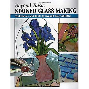 Beyond Basic Stained Glass Making: Techniques and Tools to Expand Your Abilities (Stackpole Basics): Techniques and Tools to Expand Your Abilities (Stackpole Basics)