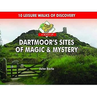 A Boot Up Dartmoor's Sites of Magic & Mystery: 10 Leisure Walks of Discovery