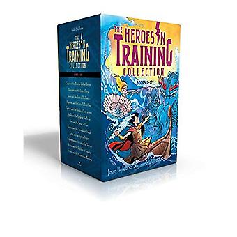 Heroes in Training Olympian Collection Books 1-12: Zeus and the Thunderbolt of Doom; Poseidon and the Sea of Fury...