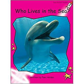 Die woont in de zee?