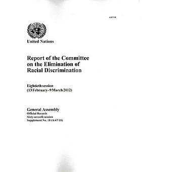 Betänkande av kommittén om avskaffande av rasdiskriminering (offentlighetsprincipen)