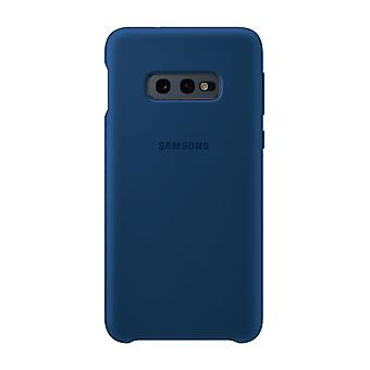 Samsung silicone cover Navy for Samsung Galaxy S10e G970F EF PG970TNEGWW bag case protective cover
