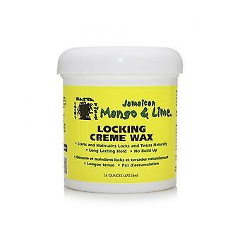 Jamaican Mango Locking Creme Wax 16oz
