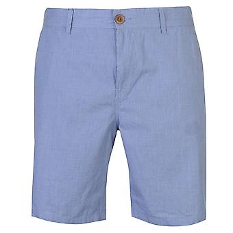 Pierre Cardin Mens Mini Check Shorts