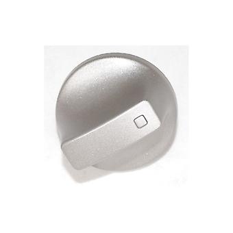Control Knob Electri C Silver
