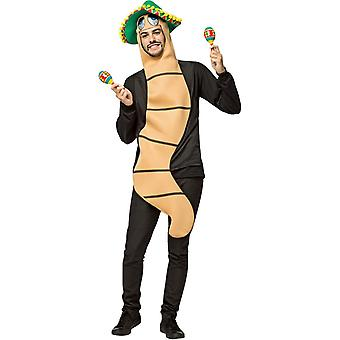 Worm Tequilla Adult Costume