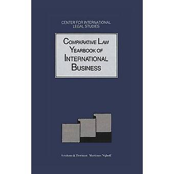 Vertaileva laki vuosi kirja International Business 1990 by Campbell