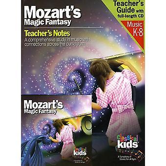 W.a. Mozart - Mozart's Magic Fantasy: A Journey Through the Magic Flute [CD] USA import