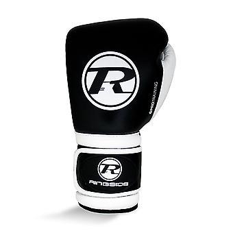 Primera fila formación Pro G1 guantes de boxeo negro