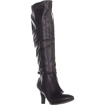 Karen Scott Womens WC Hollee amande Toe Knee High Fashion bottes