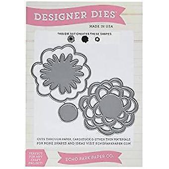 Echo Park Simple Life Flowers Designer sterft