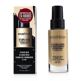 Smashbox studio skin 15 uur dragen hydraterende Foundation-# 2 licht met warme ondertoon-30ml/1oz