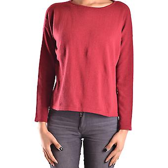 Meltin-apos;pot Ezbc262018 Women-apos;s Red Viscose Sweater
