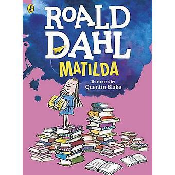 Matilda by Roald Dahl - Quentin Blake - 9780141369365 Book