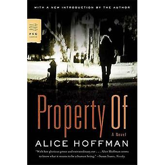 Property of by Alice Hoffman - 9780374531836 Book