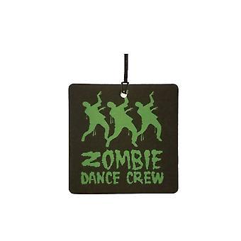 Ambientador de coche Zombie Dance Crew