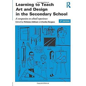 Lernen, Lehren, Kunst und Design in der Secondary School: A Companion to Schulerfahrung