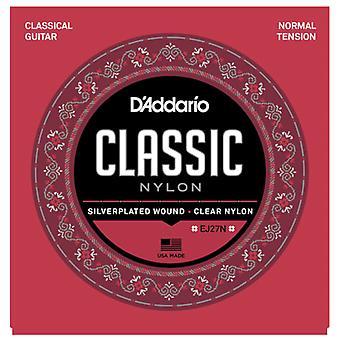 D'Addario Student Normal Tension Classical Strings