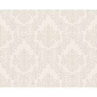 A.S. criação como criação clássico barroco damasco padrão floral motivo textured wallpaper 304954