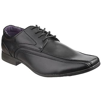 US Brass Mens Hauser Mens Lace Up Shoes Black