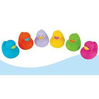 K's Kids Rubber Ducks - Various Colors 10 Uni