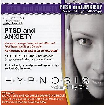 Rick Collingwood - Hypnosis-Ptsd & Anxiety [CD] USA import