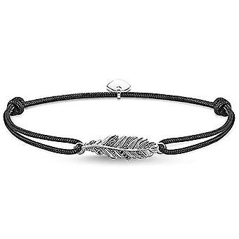 Thomas Sabo Armband geflochten von Unisex Silber Sterling 925 LS063-889-11-L22v