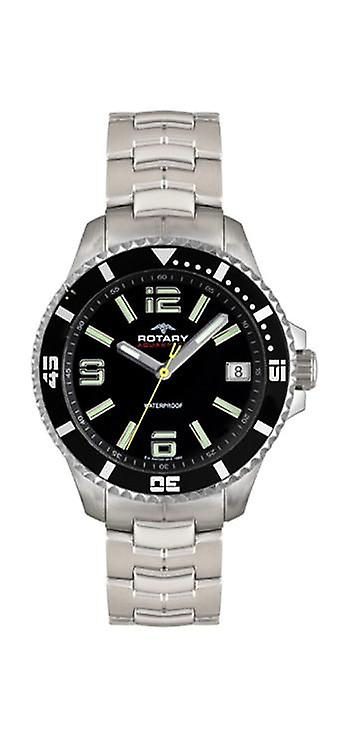 R0086/AGB00074-W-04 Men's Rotary Watch