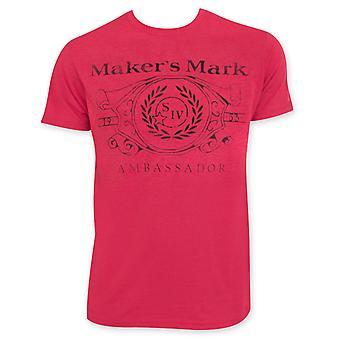 Maker-apos;s Mark Ambassador Red T-Shirt