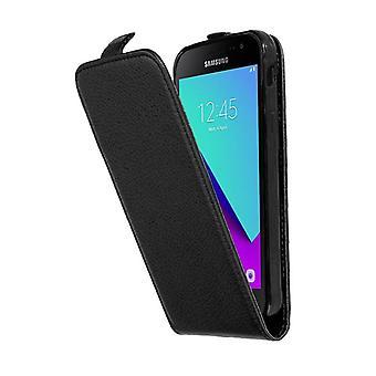 Cadorabo Housse pour Galaxy XCover 4 / XCover 4S Housse case - Coque pour téléphone mobile en faux-cuir texturé - Case cover Étui Sac poche de style
