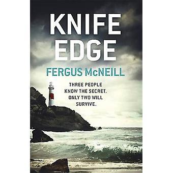 Knife Edge by Fergus McNeill - 9781444739695 Book