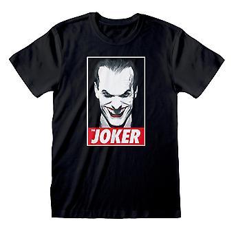 DC Comics Batman-Joker T-shirt unisex