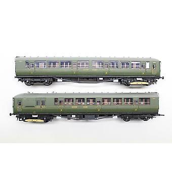 Hornby R3161 Ferrovie Meridionali 2-Bil Train Pack DCC Pronto 1:76