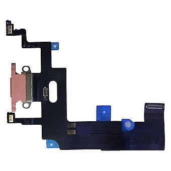 Dock Charger Ladebuchse für Apple iPhone XR 6.1 Zoll Pink Ersatzteil Ersatz Reparatur Zubehör