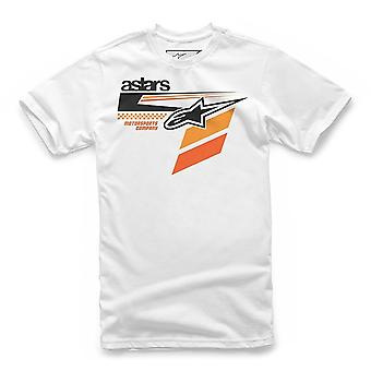 Alpinestars Freedom Short Sleeve T-Shirt in White
