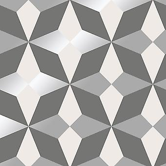 Nova geometrische wallpaper fijn decor